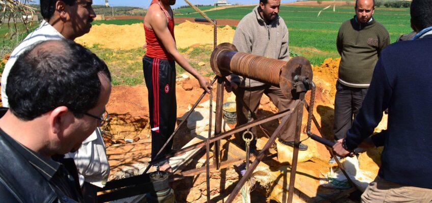 M2/ 2015 – L'irrigation par les eaux souterraines, opportunité ou source de vulnérabilités ?