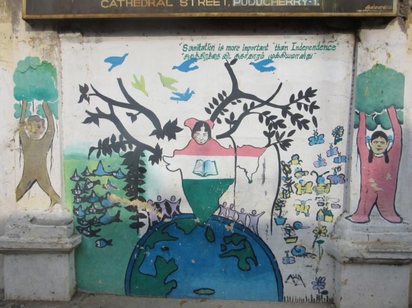 M1/ 2017 – Pollution de l'eau et santé environnementale à Pondichéry