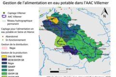 M1/ 2019 – Captages prioritaires, une qualité dégradée: le cas de l'AAC Villemer en Seine et Marne